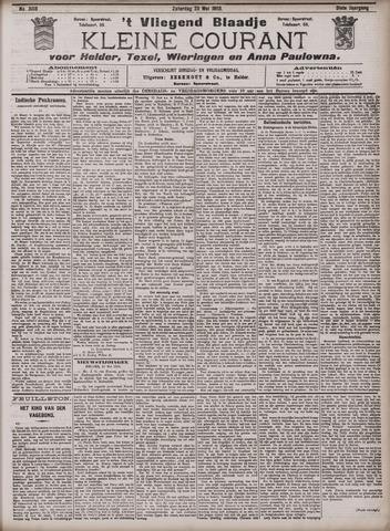 Vliegend blaadje : nieuws- en advertentiebode voor Den Helder 1903-05-23