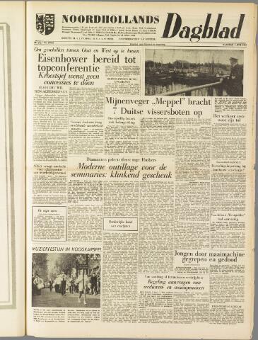 Noordhollands Dagblad : dagblad voor Alkmaar en omgeving 1959-06-01