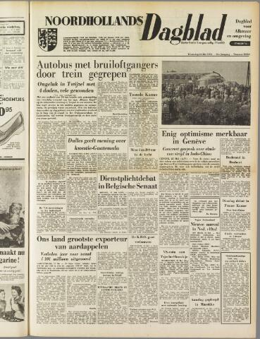 Noordhollands Dagblad : dagblad voor Alkmaar en omgeving 1954-05-26