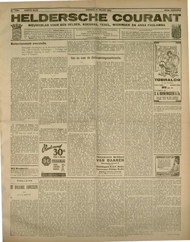 Heldersche Courant 1932-03-22