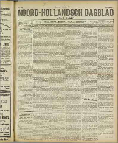 Ons Blad : katholiek nieuwsblad voor N-H 1922-09-11