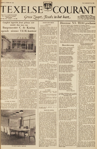Texelsche Courant 1963-02-05