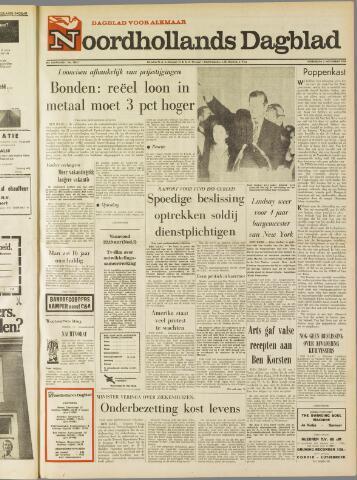 Noordhollands Dagblad : dagblad voor Alkmaar en omgeving 1969-11-05