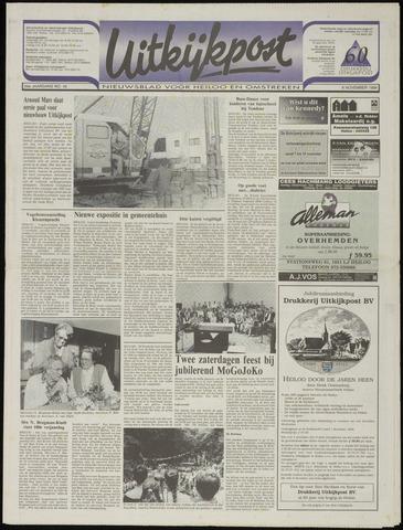 Uitkijkpost : nieuwsblad voor Heiloo e.o. 1994-11-09