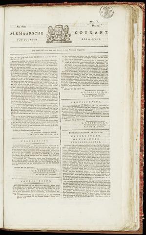 Alkmaarsche Courant 1822-04-29