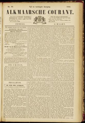 Alkmaarsche Courant 1883-03-11