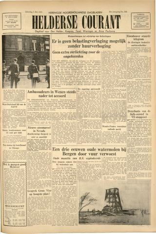 Heldersche Courant 1955-05-07