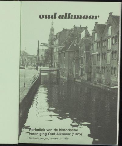 Oud Alkmaar 1989-09-01