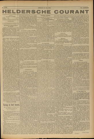 Heldersche Courant 1923-07-31