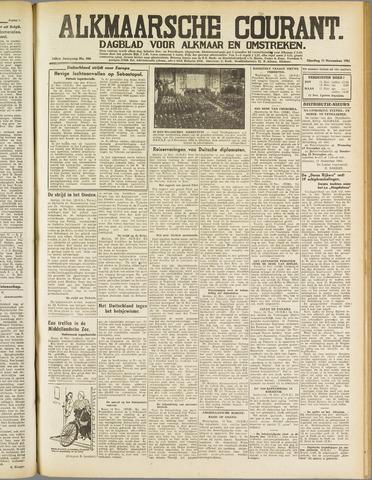 Alkmaarsche Courant 1941-11-11