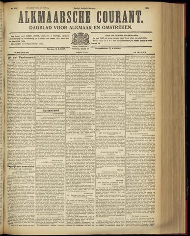 Alkmaarsche Courant 1928-03-14
