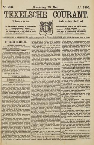 Texelsche Courant 1896-05-28