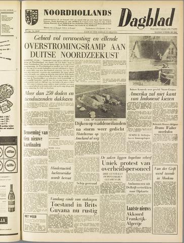 Noordhollands Dagblad : dagblad voor Alkmaar en omgeving 1962-02-19