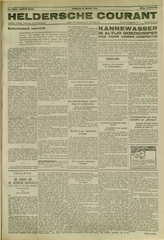 Heldersche Courant 1931-03-10