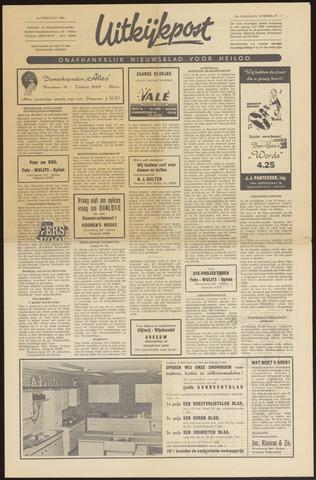 Uitkijkpost : nieuwsblad voor Heiloo e.o. 1968