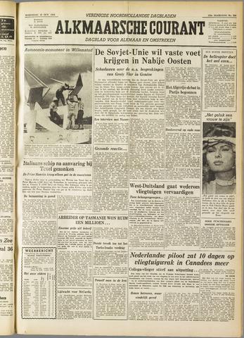 Alkmaarsche Courant 1955-10-12