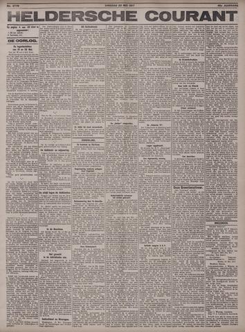 Heldersche Courant 1917-05-22