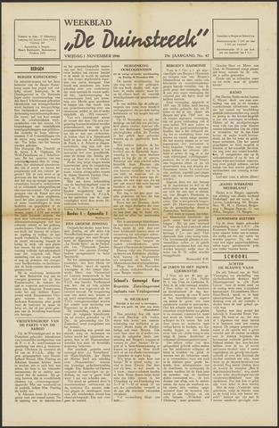 De Duinstreek 1946-11-01