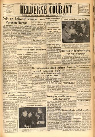 Heldersche Courant 1952-12-18