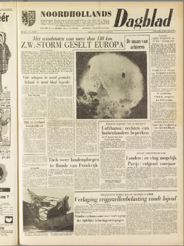Noordhollands Dagblad : dagblad voor Alkmaar en omgeving 1959-10-28