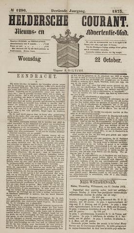 Heldersche Courant 1873-10-22