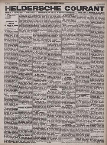 Heldersche Courant 1918-10-24