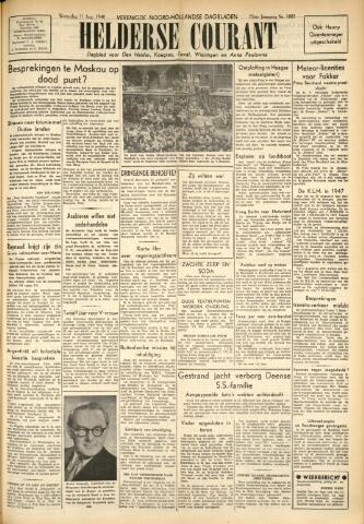 Heldersche Courant 1948-08-11