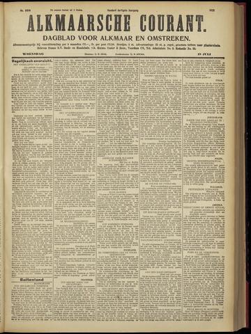 Alkmaarsche Courant 1928-07-18