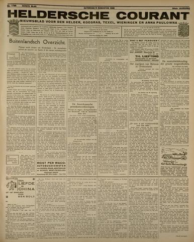 Heldersche Courant 1936-08-08
