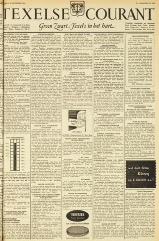 Texelsche Courant 1956-09-22