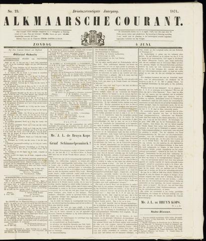 Alkmaarsche Courant 1871-06-04