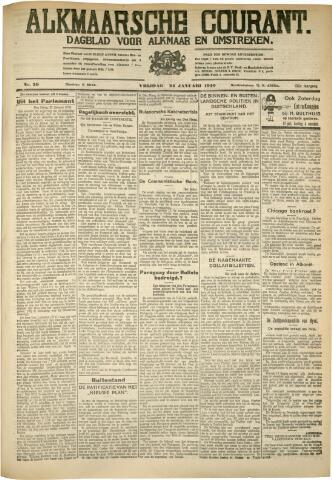 Alkmaarsche Courant 1930-01-24