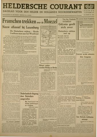 Heldersche Courant 1939-09-15