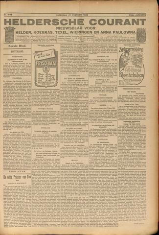 Heldersche Courant 1926-02-27