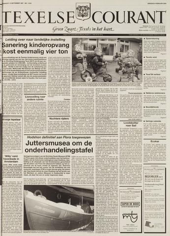 Texelsche Courant 2000-02-08