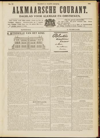 Alkmaarsche Courant 1910-02-08