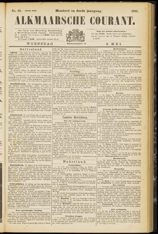 Alkmaarsche Courant 1901-05-08