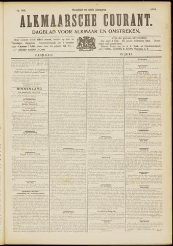 Alkmaarsche Courant 1909-07-13