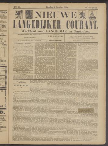 Nieuwe Langedijker Courant 1896-10-04