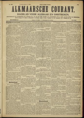 Alkmaarsche Courant 1928-07-12