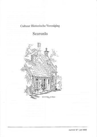 Scoronlo: uitgave van de cultuurhistorische vereniging Scoronlo 1995-06-01