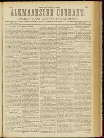 Alkmaarsche Courant 1918-10-08