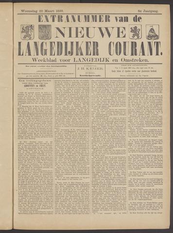 Nieuwe Langedijker Courant 1899-03-22
