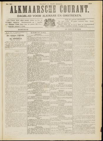 Alkmaarsche Courant 1908-12-29