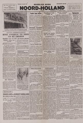 Dagblad Noord-Holland, Schager editie 1943-03-09
