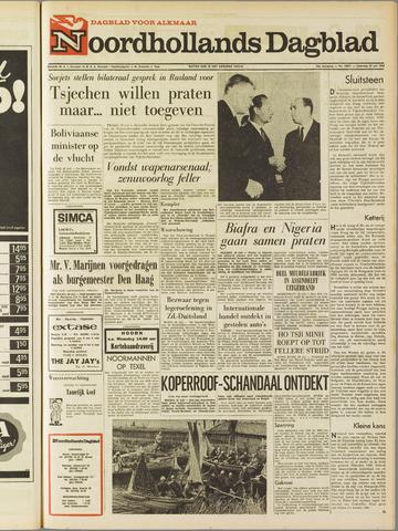 Noordhollands Dagblad : dagblad voor Alkmaar en omgeving 1968-07-20