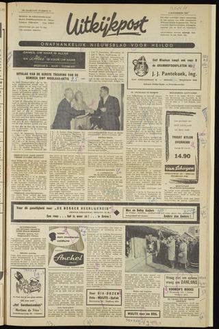 Uitkijkpost : nieuwsblad voor Heiloo e.o. 1961-11-16