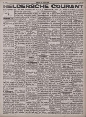 Heldersche Courant 1918-01-29