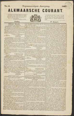 Alkmaarsche Courant 1867-01-27