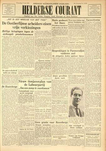 Heldersche Courant 1953-06-17
